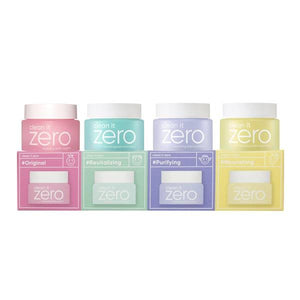 [Banila Co]Clean it Zero Special Kit - 1 Pack (4 Items)