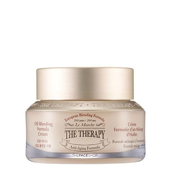 [THE FACE SHOP] The Therapy Oil Blending Cream 50ml