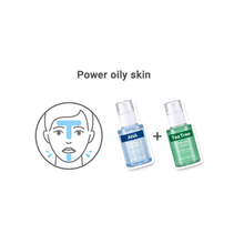 Load image into Gallery viewer, [Nature Republic] Good Skin Ampoule 30ml (AHA+TeaTree Set)