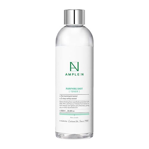 [AMPLE:N] BIG SIZE PurifyingShot Toner 600ml