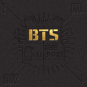 BTS [2 COOL 4 SKOOL] 1th Single Album (CD Only)