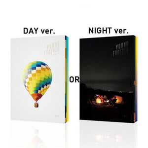 BTS [YOUNG FOREVER] Special Mini Album (Random Delivery 1 out of 2)