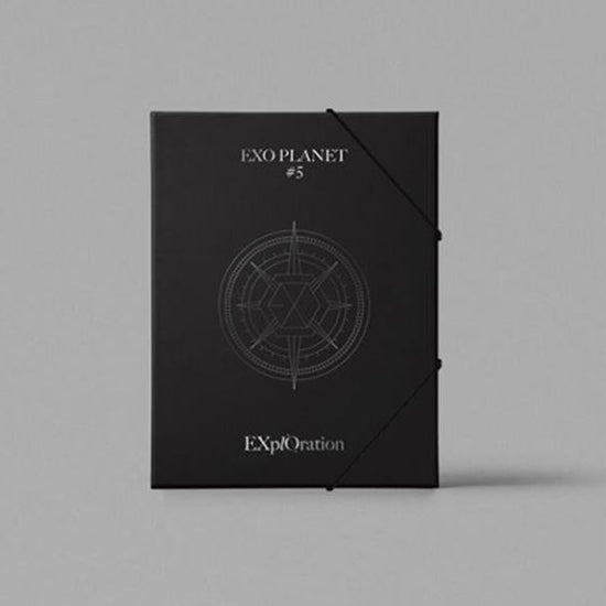 Exo [Planet] Concert Live Concert Picture Book and Live Album +2cd