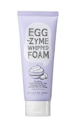 [too cool for school] Egg-zyme Whipped Foam 150ml