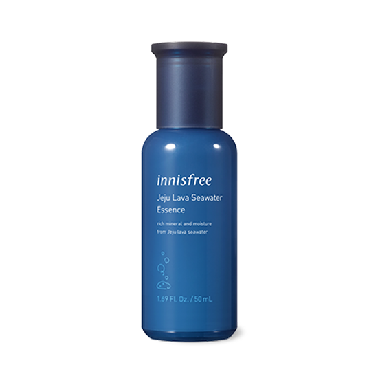 [Innisfree] Jeju Lava Seawater Essence 50ml