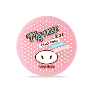 [Holika Holika] Pig Nose Clear Blackhead Cleansing Sugar Scrub 30ml