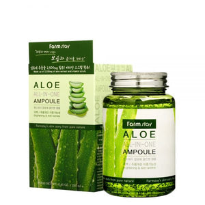 [Farmstay] Aloe All In One Ampoule 250ml