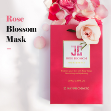 Load image into Gallery viewer, [JAYJUN] Rose Blossom Mask 10ea