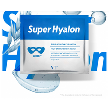 Load image into Gallery viewer, [VT Cosmetics] Super Hyalon Eye Patch(5ea)
