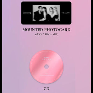 BLACKPINK [THE ALBUM] 1st Full Album (VER.4)