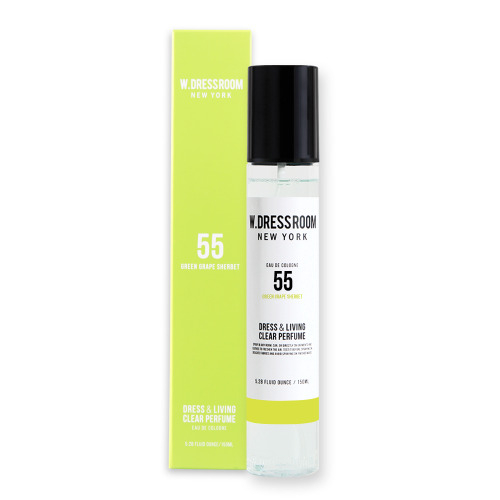 [W.DRESSROOM] Dress & Living Clear Perfume No.55 GREEN GRAPE SHERBET 150ml