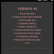 Load image into Gallery viewer, BLACKPINK [THE ALBUM] 1st Full Album (VER.1)