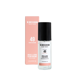 [W.DRESSROOM] Dress & Living Clear Perfume No.49 PEACH BLOSSOM 70ml