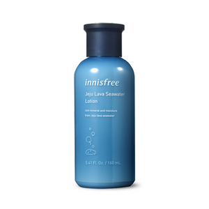 [Innisfree] Jeju Lava Seawater Lotion 160 ml