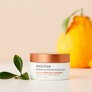 [Innisfree] Brightening Pore Priming Cream 50ml