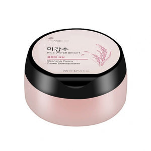 [THE FACE SHOP] Rice Water Bright Cleansing Cream 200ml