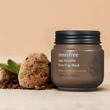 Load image into Gallery viewer, [Innisfree] Jeju Volcanic Pore Clay Mask 100 ml