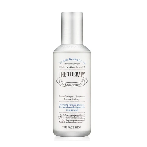 [THE FACE SHOP] The Therapy Hydrating Formula Emulsion 130ml
