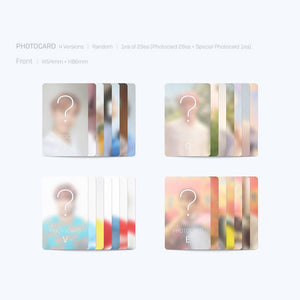 BTS 5th Mini_ LOVE YOURSELF 'Her' (Random Delivery of 4 versions)