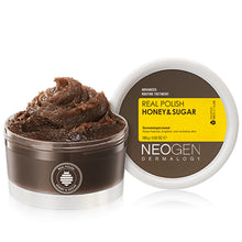 Load image into Gallery viewer, [NEOGEN] Dermalogy Real Polish Honey&Sugar 3.52 oz / 100g