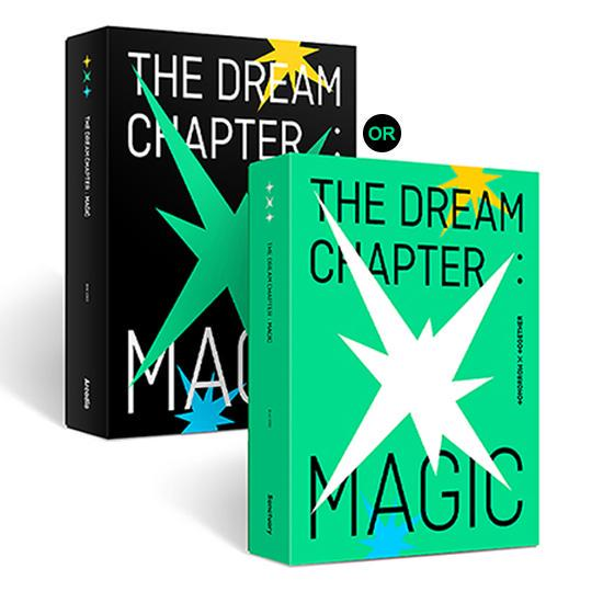 Tomorrow X Together Txt [Magic] Album - The Dream Chapter : Magic (Random Delivery 1 out of 2)