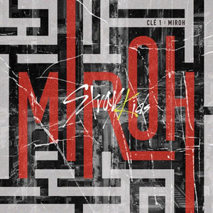 STRAY KIDS [CLE 1: MIROH] 4th MIni Album / CLE 1 ver. or MIROH ver. Random Delivery