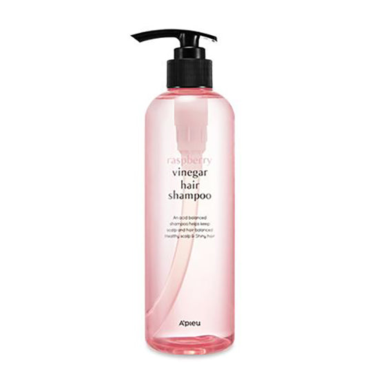 [Apieu] Raspberry Vinegar Hair Shampoo 500ml