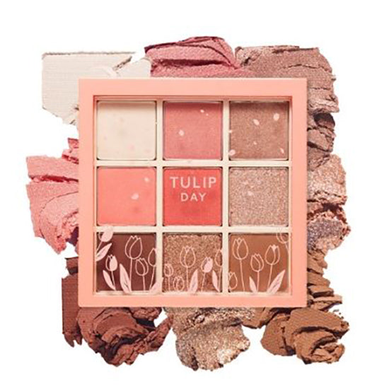 [Etude House] Play Color Eyes #Tulip Day