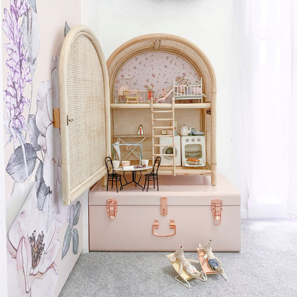 Harlow's Dollhouse Reveal