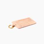 Luggage Tag Stamped