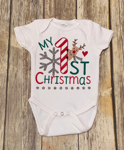 Infant First Christmas