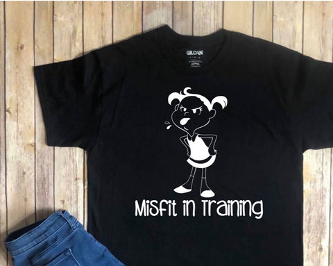 Misfit In Training ~ Girl