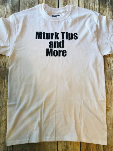 Mturk Tips and More