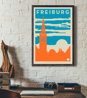 Freiburg orange Supersize (Edition 2015)