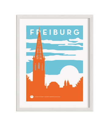 Freiburg orange (Edition 2016)