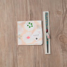 Load image into Gallery viewer, Bento Gift Set - Chopsticks (Cherry Blossom) +  bento® wrap