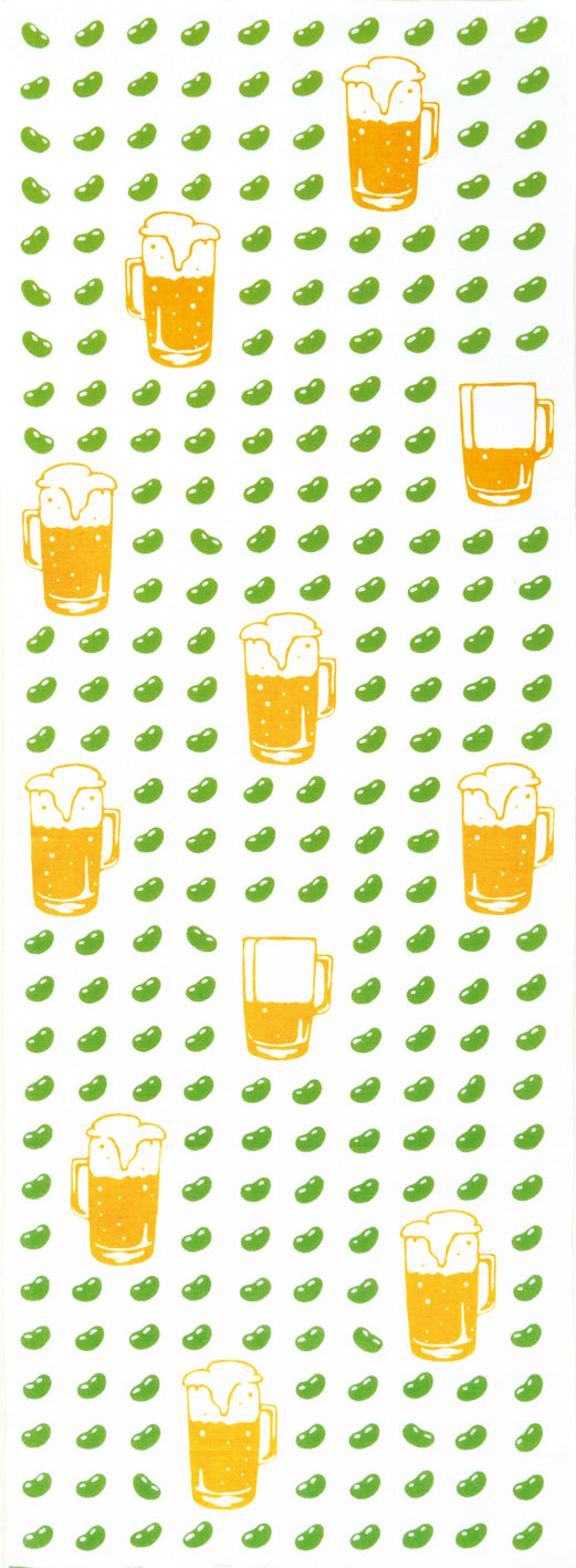 Beer and Beans (Green)
