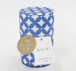 "Japanese tea ""Amanoshizuku"" Sencha - Tea Canister Version"