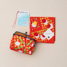 Load image into Gallery viewer, Christmas Gift Set  - Bento®wrap + Pouch