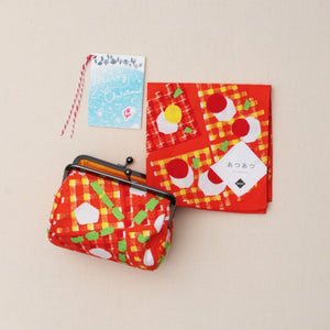 Christmas Gift Set  - Bento®wrap + Pouch