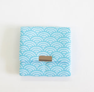 Coin Case (Ocean waves)