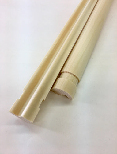 Tenugui hanging rods (Blonde wood)