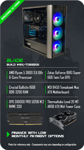 Bl4de Gaming PC