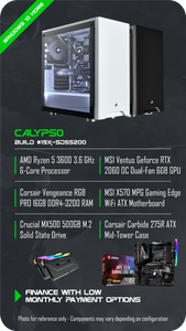 Calyps0 Gaming PC