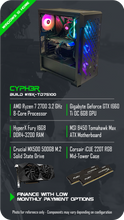 Load image into Gallery viewer, Cyph3r Gaming PC