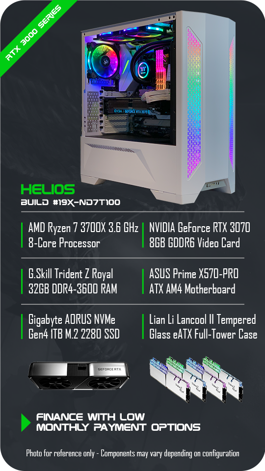 Heli0s Gaming PC