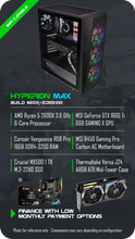 Load image into Gallery viewer, Hyperi0n Max Gaming PC