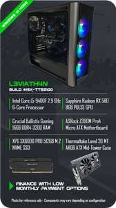 L3viath4n Gaming PC