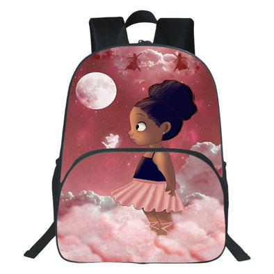 I Love You To The Moon And Back Backpack