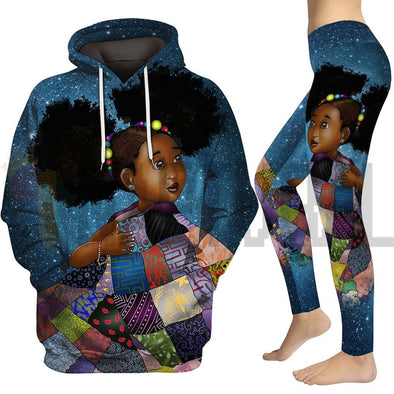 Melanin Poppin Adorable Daughter All Over Apparel